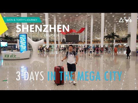 S&T Shenzhen Trip 2016