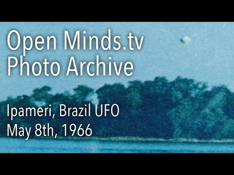 UFO In Ipameri, Brazil - OpenMinds.tv UFO Photo Archive