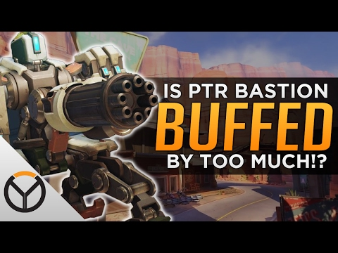 Overwatch: Bastion Buffed TOO MUCH!? - Meta Discussion