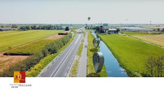 4 jaar slimmer, schoner en sterker | Provincie Zuid-Holland