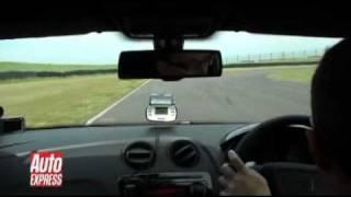SEAT Ibiza Cupra - Performance Car of the Year 2009