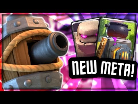 UNREAL NEW GOLEM DECK :: SEE IT TO BELIEVE IT!