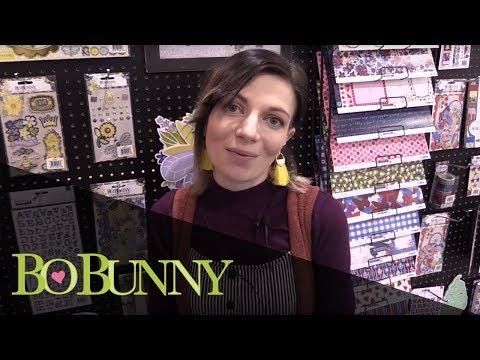 Bo Bunny Press | Bee-utiful Collection | Creativation 2019