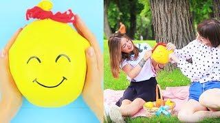 DIY Seltsame Stress-Abbauer / Schleim Anti-Stressball