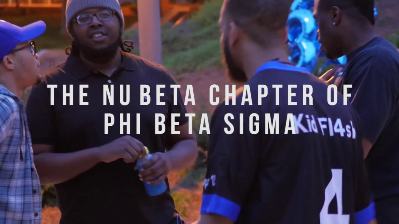 Spring 2018 Nu Beta Phi Beta Sigma Neophyte Presentation -  Four Knights of Divergent Paths