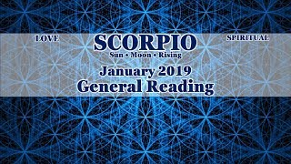 SCORPIO | Making The Unconscious Conscious! Jan 2019 Love, Spiritual, & General Tarot Reading