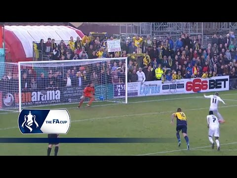 Gosport Borough 3-6 Colchester United | Goals & Highlights