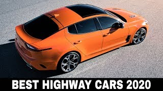 9 Comfortable Cars for Highway Driving and Suburban Commuting (Prices and Specs)
