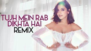 Tujh Mein Rab Dikhta Hai (Remix) - DJ Tejas | Rab Ne Bana Di Jodi | Shah Rukh Khan, Anushka