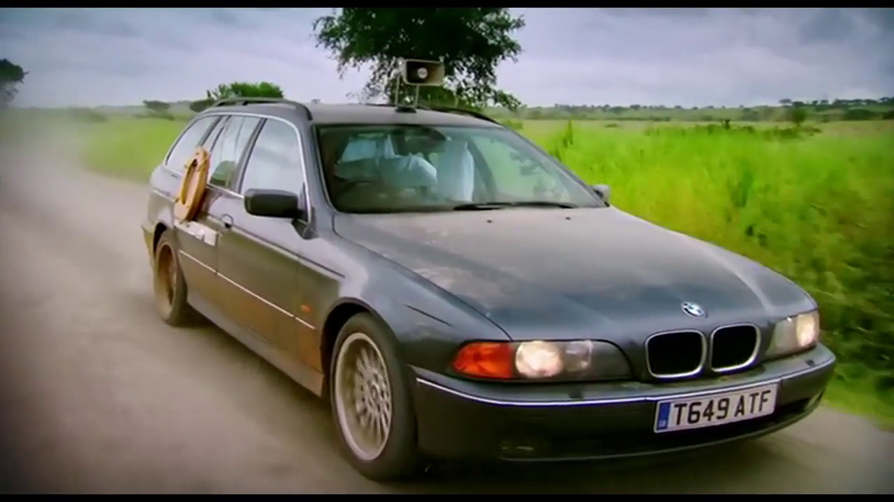 Bmw 5 Series Vs Subaru Impreza Vs Volvo Off Road Test Drive By