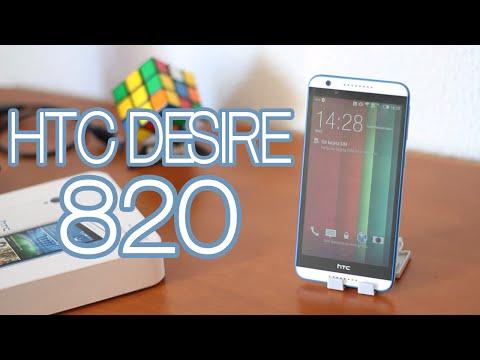 HTC Desire 820, análisis