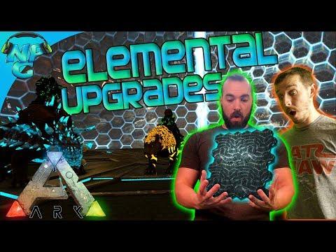 Elemental Upgrades and Cave Base Illumination! ARK Future Evolved S2E16