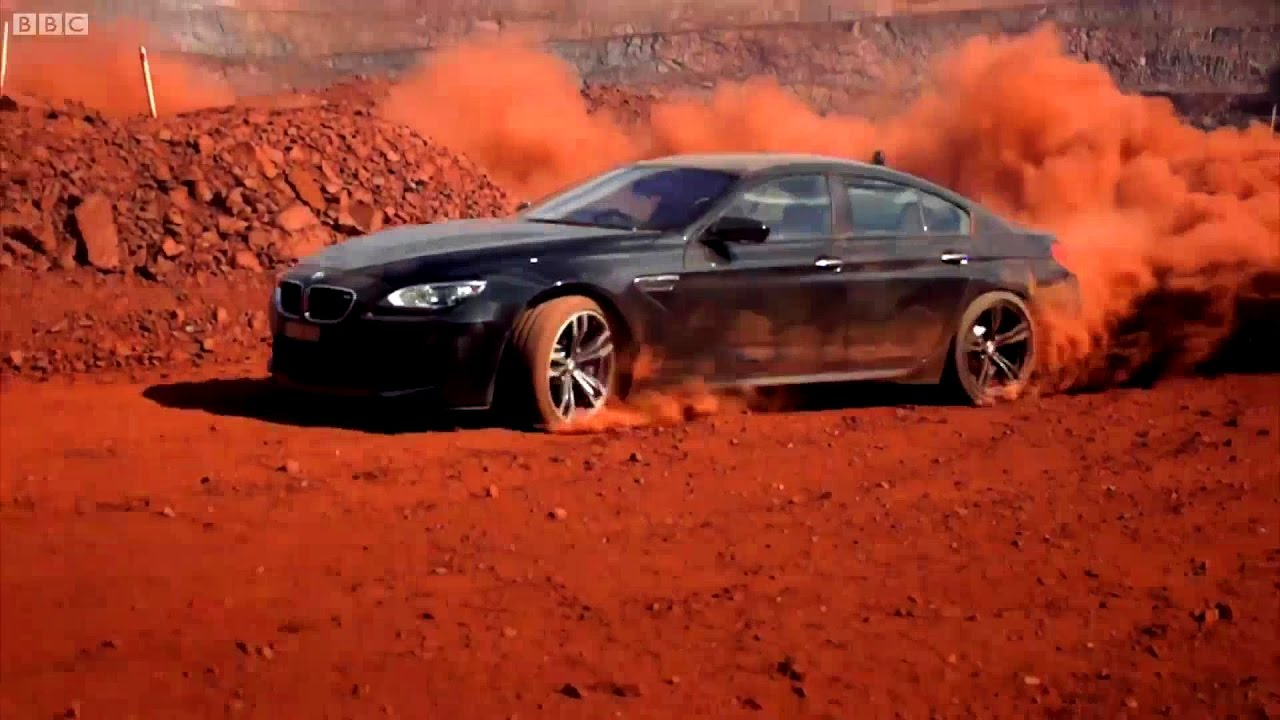 The Fall Bbc Wallpaper Top Gear Bmw M6 Mine Race Youtube