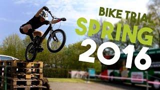 spring 2016   ride clean 4   bike trial larena   4k