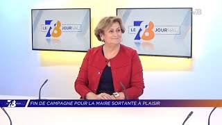 Yvelines | Fin de campagne pour Joséphine Kollamannsberger à Plaisir