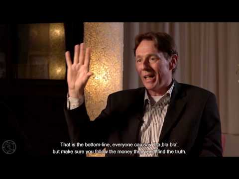 Real Big Money -- Ronald Bernard whistleblower on the darkest secrets of world finance