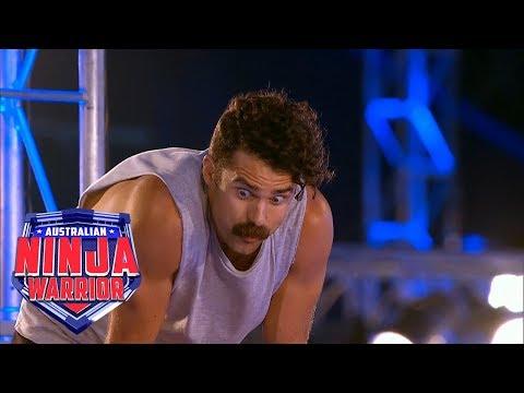 Ninja run: Alex Matthews (Semi Final) | Australian Ninja Warrior 2018