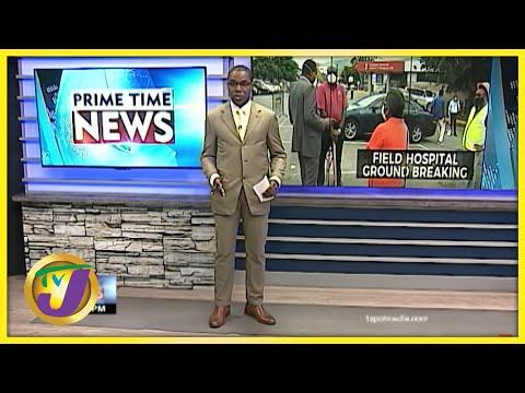 60 More Covid-19 Beds for UHWI   TVJ News - Sept 3 2021