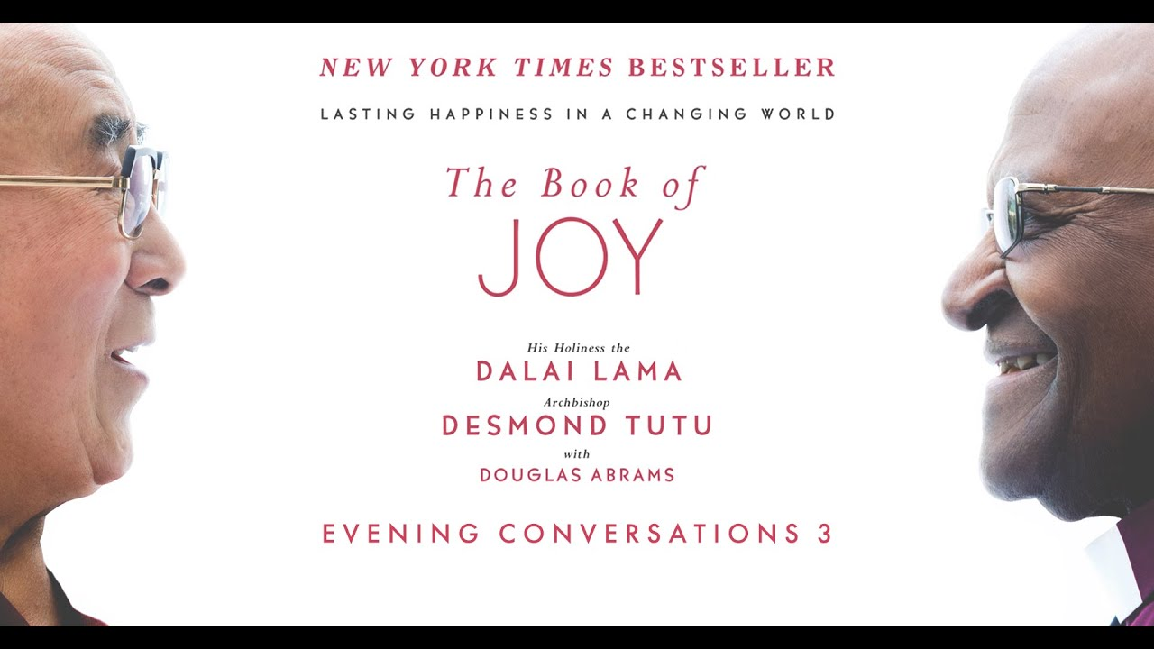 Conversations about The Book of Joy 3