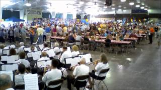 44th Annual Skaneateles Father's Day Pancake Breakfast - Time Lapse Video