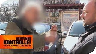 Strafzettel in Zwickau: Streit wegen eng geparkten Autos! | Achtung Kontrolle | kabel eins