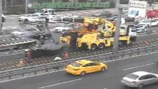 Sorumsuz sürücünün neden olduğu metrobüs kazası kamerada