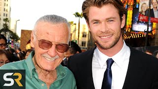 10 Touching Ways MCU Stars Paid Tribute To Stan Lee