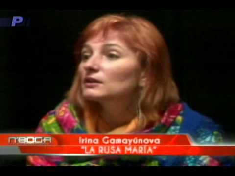 La Rusa María en Quito Casa de la Cultura Ecuatoriana