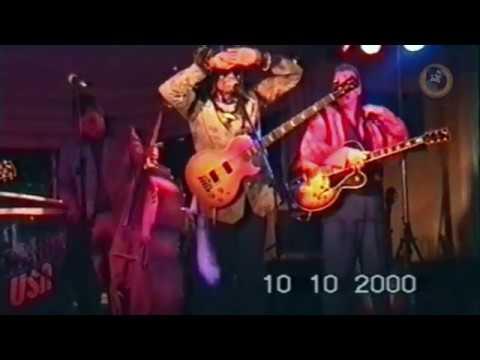 "John Barron & Band ( feat. T. M. Stevens ) ""Sexmachine"""