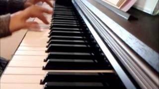 耳コピです。 楽譜書きました→http://www.dojinongaku.com/contents/goo...