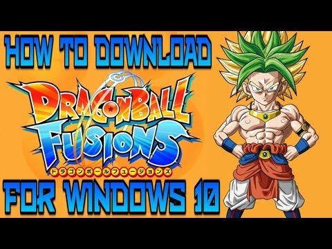 HOW TO DOWNLOAD DB FUSIONS + POKEMON STAR (V1 BETA) FOR WINDOWS 10 (2018)