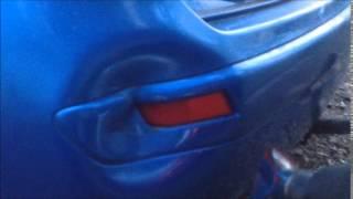 Ремонт бампера. Восстановление пластикового бампера феном без покраски своими руками(Строительным феном. Будь в курсе событий http://www.youtube.com/channel/UCLSUk_DwbnEj-69pJxCLSCQ., 2015-05-12T20:53:17.000Z)