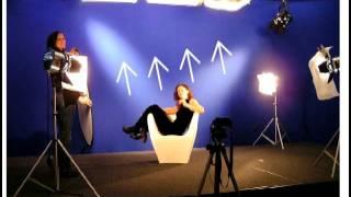 3-Punkt-Lichtführung für Foto und Video