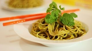 Spaghetti With Indian Herbs Recipe