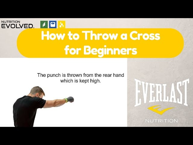 A step by step guide to Boxing for Beginners
