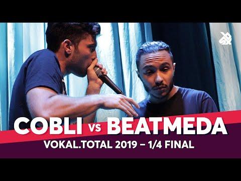 COBLI Vs BEATMEDA | Vokal Total Beatbox Battle 2019 | 1/4 Final