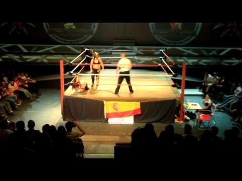 Shanna vs Dragonita - Pro Wrestling Malta presents : Dare to Dream