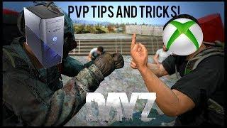 DayZ Xbox One X - PVP Tips and Tricks!