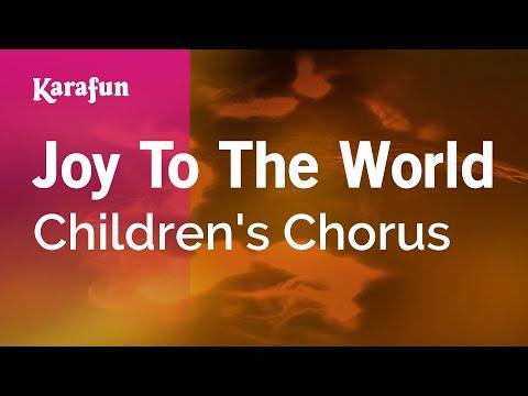 Karaoke Joy To The World -  *
