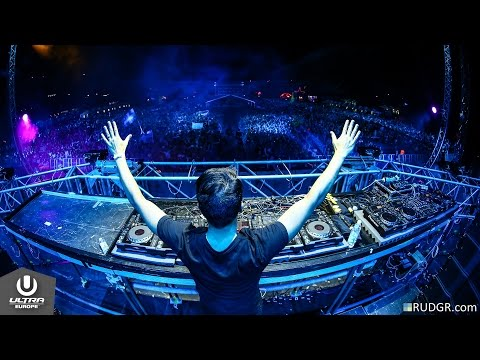 Laidback Luke - LIVE @ Ultra Music Festival Europe 2014
