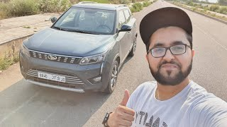 Driving Xuv300 For The First Time | Mahindra Xuv300 | Xuv300 Test Drive Response | First Drive