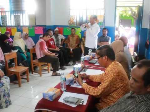 Serap Aspirasi dan pasar murah di Jakarta Barat 13 nov 2015