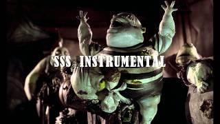 Nightmare Before Christmas, Town meeting (Reunión en la ciudad) Instrumental, Karaoke By SSS