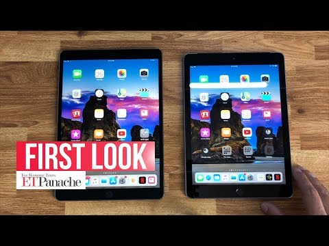 2018 iPad 9.7-inch with Apple Pencil support now in India | Unboxing & Comparison | ETPanache