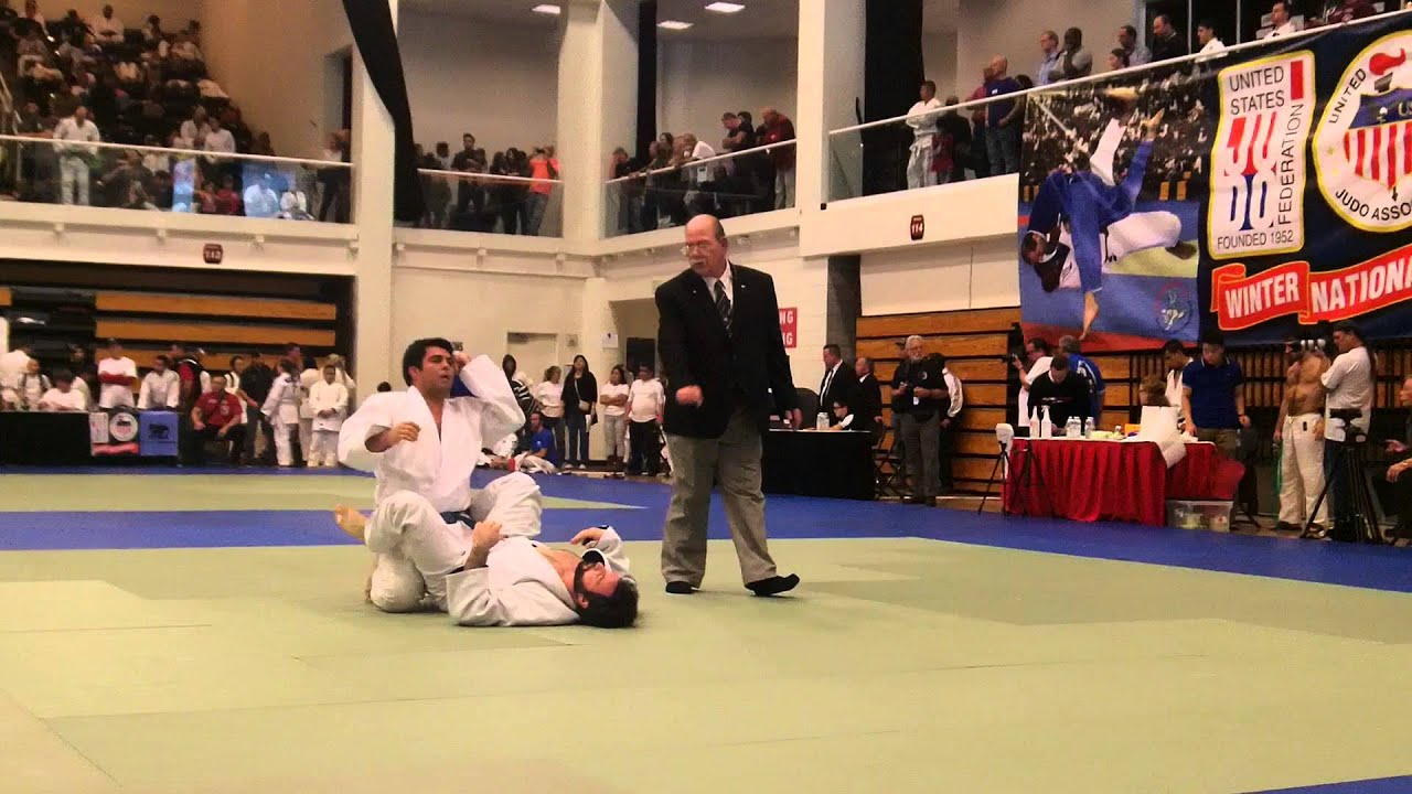 how to say i watched a judo match