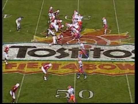 1996 Fiesta Bowl Nebraska vs. Florida 62-24 Part 1 of 2