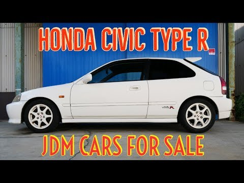 Honda Civic Type R for sale JDM EXPO (1743, s8274) I JDM CARS for sale
