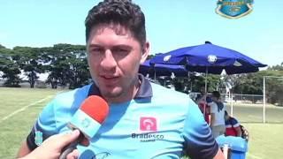 CAMPEONATO DOS BANCARIO  BRADESCO MARINGÁ  X  BANCO DO BRASIL    25    03   2017
