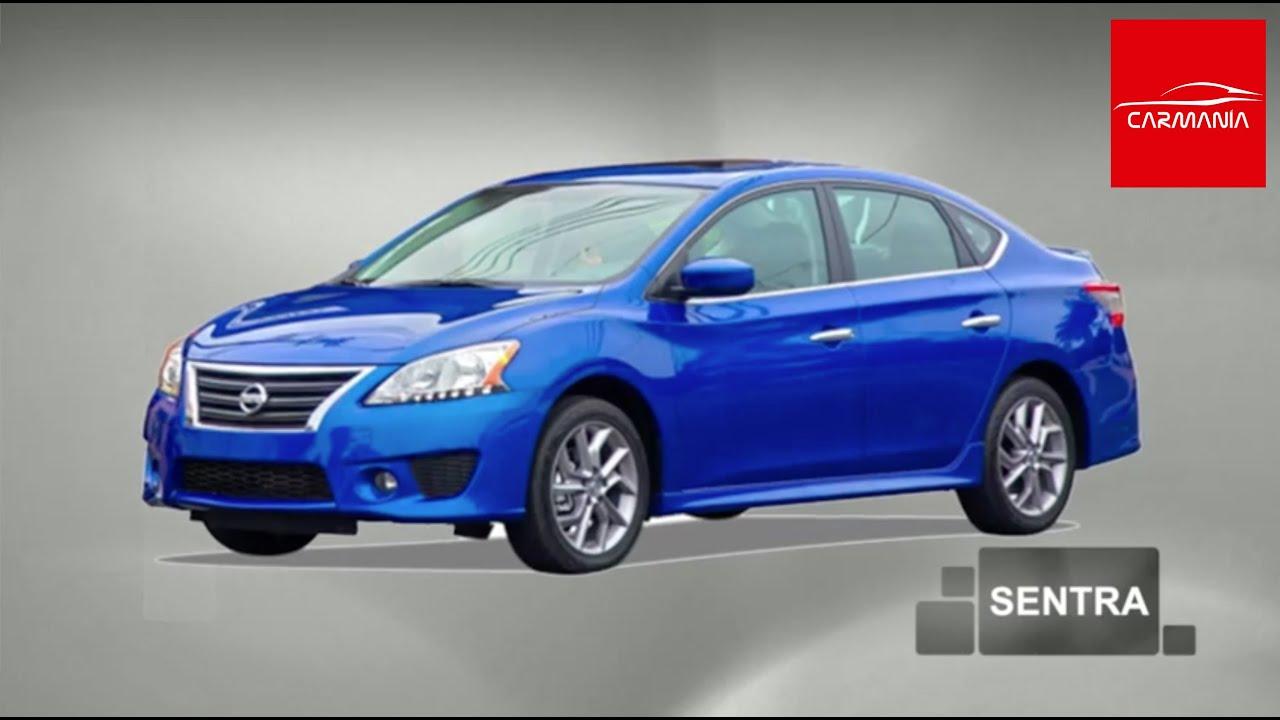 Nissan Sentra Sr Prueba En Carman 237 A Youtube
