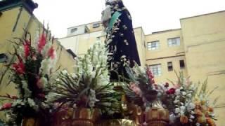 Triunfal Procesion de Santa ROSA de Lima